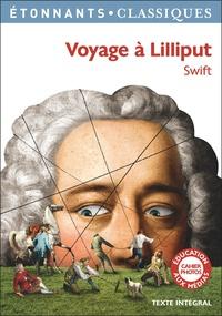 Jonathan Swift - Voyage à Lilliput.