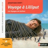 Jonathan Swift - Voyage à Lilliput - Les Voyages de Gulliver.