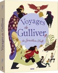 Jonathan Swift et Claude Carré - Voyages de Gulliver.