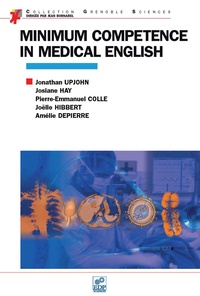 Minimum competence in medical english.pdf