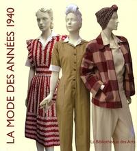 """Jonathan Walford - La mode des années 1940 - De la tenue d'alerte au """"New Look""""."""