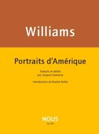 Jonathan Williams - Portraits d'Amérique.