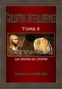 Jongbloed Dominique - Civilisations antediluviennes—t2.