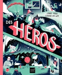 Jonny Marx et Gerhard Van Wyk - Des héros ordinaires aux métiers extraordinaires.