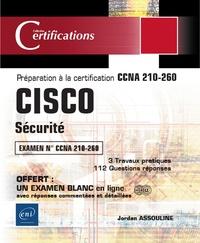 Jordan Assouline - CISCO - Sécurité - Préparation à la certification CCNA 210-260.