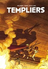 Jordan Mechner et Alex Puvilland - Templiers  : L'intégrale.