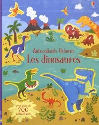 Jordan Wray et Hannah Watson - Les dinosaures - Avec plus de 200 autocollants.