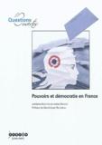 Jordane Arlettaz et Julien Bonnet - Pouvoirs et démocratie en France.