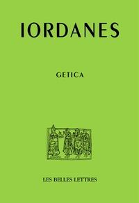 Jordanès - Getica - Edition bilingue latin-italien.