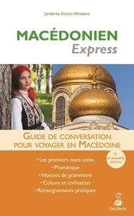 Macédonien express - Jordanka Foulon-Hristova |
