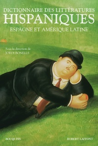Histoiresdenlire.be Dictionnaire des littératures hispaniques - Espagne et amérique latine Image