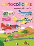 Jordi Busquets - Autocollants avions et hélicoptères - Autocollants en vinyle.