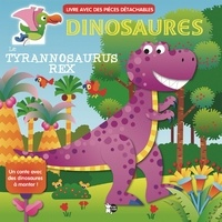 Jordi Busquets - Dinosaures - Le Tyrannosaurus Rex.