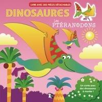 Jordi Busquets - Dinosaures - Les Ptéranodons.