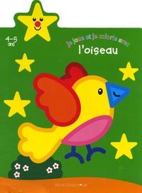 Jordi Busquets - Je joue et je colorie avec l'oiseau - 4-5 Ans.
