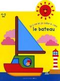 Jordi Busquets - Je joue et je colorie avec le bateau - 4-5 Ans.