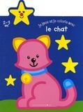 Jordi Busquets - Je joue et je colorie avec le chat - 2-3 Ans.