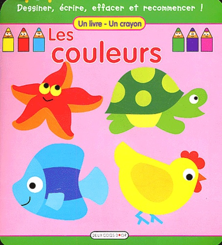 Jordi Busquets - Les couleurs.