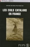 Jordi Canal et Anne Charlon - Les exils catalans en France - Edition trilingue français-espagnol-catalan.