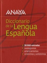 Jordi Indurain Pons - Diccionario Anaya de la lengua Española.