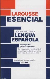 Histoiresdenlire.be Diccionario de la lengua espanola Larousse esencial Image