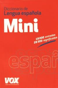 Jordi Indurain Pons - Mini Diccionario de Lengua espanola.