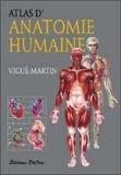 Jordi Vigué - Atlas d'anatomie humaine.