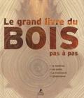 Jordi Vigué et Vicenç Gibert i Armengol - Le grand livre du bois - Le matériau, les outils, la menuiserie, l'ébénisterie.