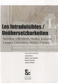 Jörg Dünne et Martin Jörg Schäfer - Les intraduisibles.