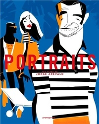 Jorge Arévalo - Portraits.
