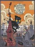 Jorge Corona - Les incroyables aventures de l'enfant plume Tome 1 : Le labyrinthe.