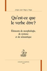 Quest-ce que le verbe être ? - Eléments de morphologie, de syntaxe et de sémantique.pdf