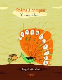 Jorge Lugan et  Isol - Poème à compter.