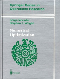 Jorge Nocedal et Stephen-J Wright - Numerical Optimization.