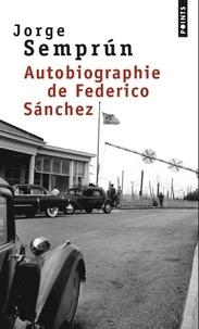 Histoiresdenlire.be Autobiographie de Federico Sànchez Image