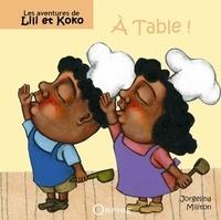 Jorgelina Militon - A table !.