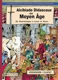Jorgensen et  Clapat - Alcibiade Didascaux au Moyen Âge - Tome  III - De Charlemagne à Louis le Pieux.