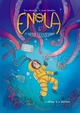 Joris Chamblain et Lucile Thibaudier - Enola et les animaux extraordinaires Tome 3 : Le kraken qui avait mauvaise haleine.
