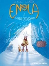 Joris Chamblain et Lucile Thibaudier - Enola et les animaux extraordinaires Tome 4 : Le yéti qui avait perdu l'appétit.