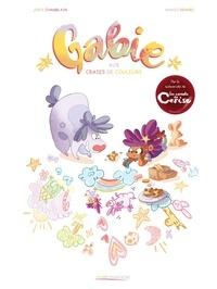Joris Chamblain - Gabie aux craies de couleur.