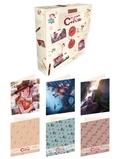 Joris Chamblain et Aurélie Neyret - Les carnets de Cerise  : Cartes - Avec un set de 12 cartes doubles.