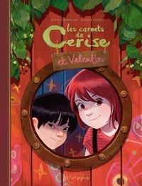 Joris Chamblain - Les Carnets de Cerise et Valentin.