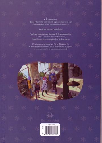 Les carnets de Cerise Tome 3 Le dernier des cinq trésors