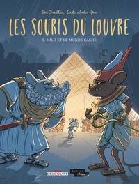Joris Chamblain - Les Souris du Louvre T01 - Milo et le monde caché.
