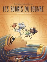 Joris Chamblain - Les Souris du Louvre T02 - Le Damier de Babel.