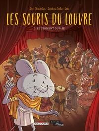 Joris Chamblain - Les Souris du Louvre T03 - Le Serment oublié.