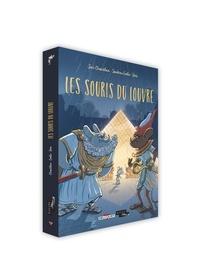 Joris Chamblain et Sandrine Goalec - Les souris du Louvre Tomes 1 et 2 : Milo et le monde caché ; Le damier de Babel - Coffret en 2 volumes.