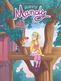 Joris Chamblain et  Pacotine - Nanny Mandy Tome 1 : Mathis et le grand trésor.