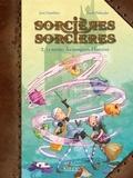 Joris Chamblain et Lucile Thibaudier - Sorcières Sorcières Tome 2 : Le mystère des langeurs d'histoires.
