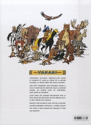 Yakari Tome 40 L'esprit des chevaux